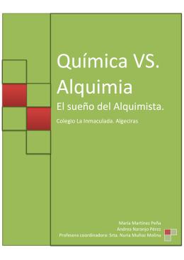 Química VS. Alquimia - Diverciencia Algeciras