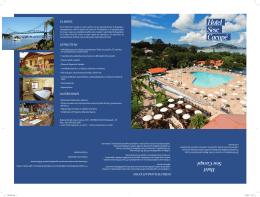 Hotel Sesc Cacupé