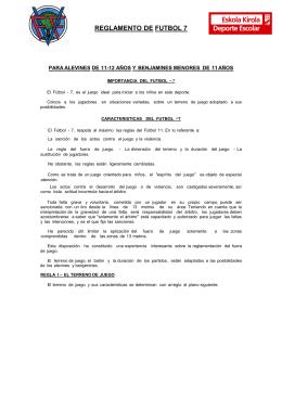 Reglamento F-7 Erdera_1_ - Federación Vizcaína de Fútbol