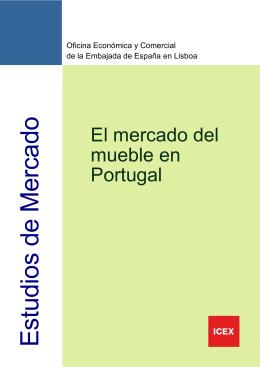 Estudio de mercado. El mercado del mueble en Portugal