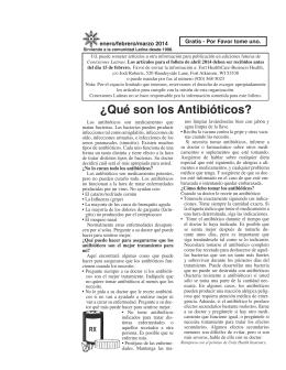 enero 14 - Conexiones Latinas