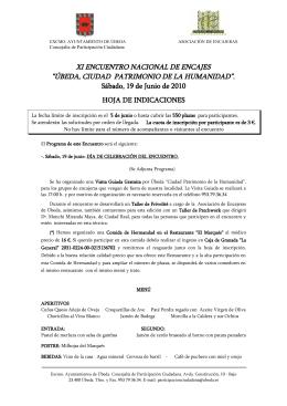 """""""úbeda, ciudad patrimonio de la humanidad""""."""