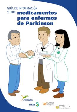 medicamentos para enfermos de Parkinson