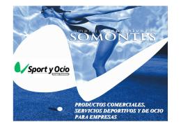 Actividades CD Somontes 2010