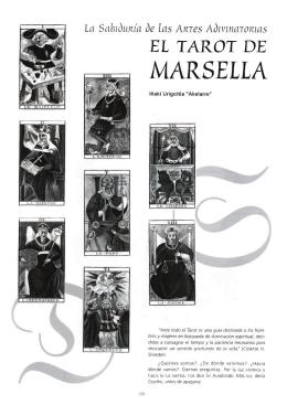 """el tarot de Marsella, Iñaki Urigoitia """"Akelarre"""""""