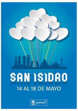 programación completa de San Isidro 2014