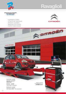 equipements agréés attrezzature omologate approved