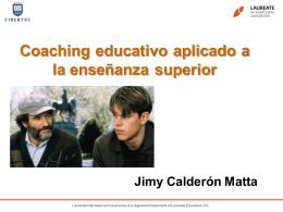 Presentación de PowerPoint - My Laureate