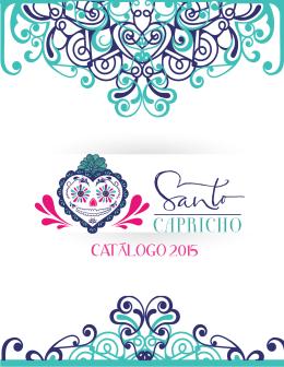 CATÁLOGO 2015 - Santo Capricho