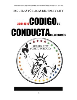 ESCUELAS PÚBLICAS DE JERSEY CITY 2015
