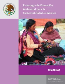 Estrategia de educación ambiental para la sustentabilidad