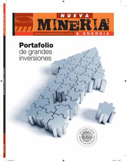 E - Revista Nueva Minería y Energía