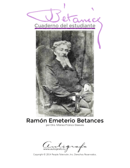Ramón Emeterio Betances
