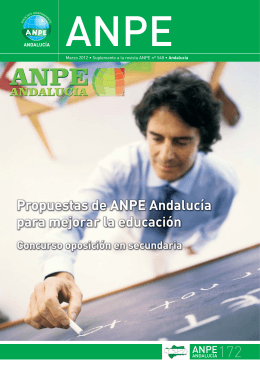 172 - ANPE Andalucía