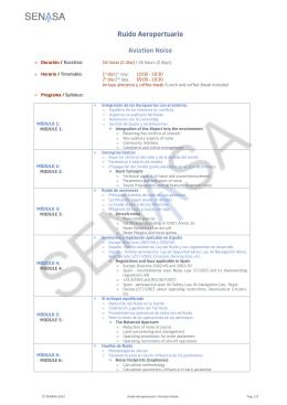 CURSOS- Programa Ruido Aeroportuario _esp_ingl_
