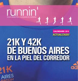 chica corredora - Revista runnin
