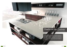 Diseño en las Cocinas