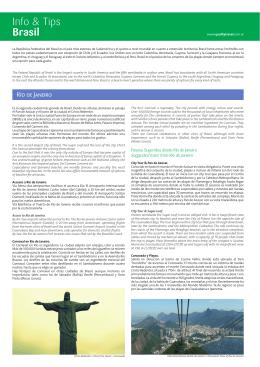 Info & Tips Brasil