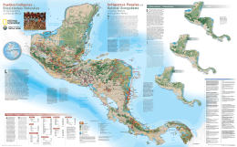 Central America. map side 3