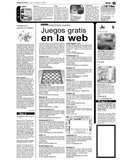 en la web - Diario de Cuyo