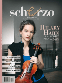 271 - Scherzo