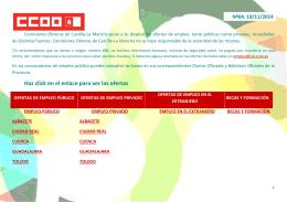 publicación - Comisiones Obreras - Unión Regional de Castilla