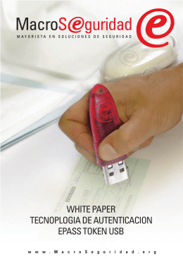 White Paper ePass Token USB (2)