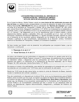 df.gob.mx - Gobierno del Distrito Federal