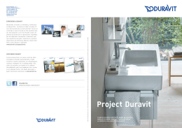 Project Duravit