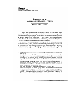 HUAIRAPAMUSHCAS - Repositorio UASB