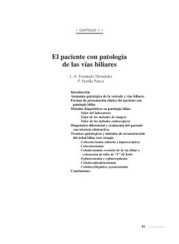 CAP. 01 QUIRURGICAS - Asociación Española de Cirujanos, AEC