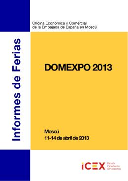 Domexpo 2013 x - Sociedad de Promoción Económica de Gran