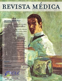 revista - Clínica Las Condes
