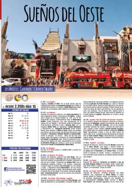 Los Ángeles. Grauman´s Chinese Theatre