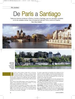 De París a Santiago