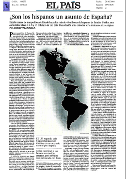Revista de Prensa - Real Instituto Elcano
