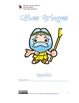 Mitos Griegos - Ideas Para la Clase.com