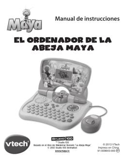 El ordenador de la Abeja Maya