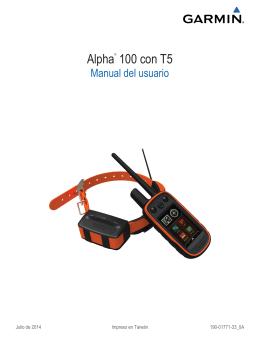 Alpha® 100 con T5 - Electronica Olaiz
