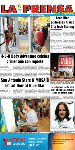 San Antonio Stars & MOSAIC let art flow at Blue Star