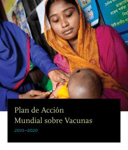 Plan de Acción Mundial sobre Vacunas