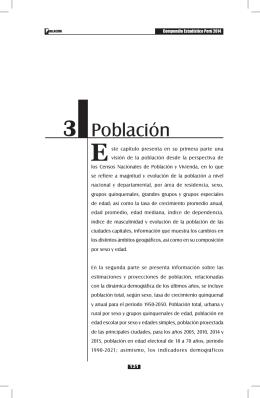 3 Población