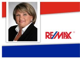 ¿Por qué trabajar con un agente RE/MAX?