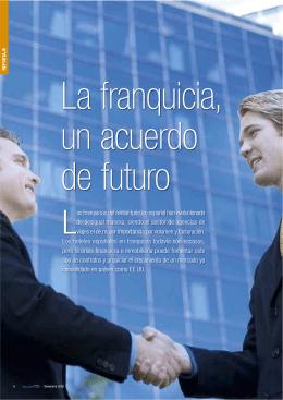 Las franquicias del sector turístico español han evolucionado de