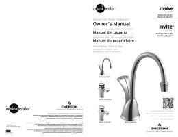 Owner`s Manual - InSinkErator Image Server