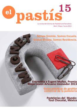 somos - Gremi de Pastisseria