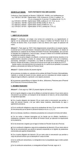 PRINCIPALES OBLIGACIONES DE LOS EMPLEADORES