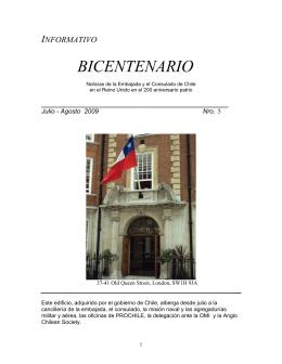 informativo bicentenario