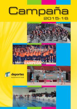 Campaña 2015 / 16 - Ayuntamiento de Teruel
