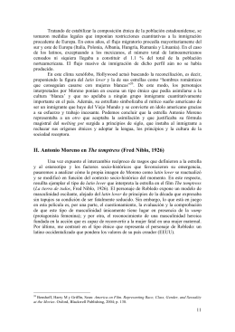 II. Antonio Moreno en The temptress (Fred Niblo, 1926)